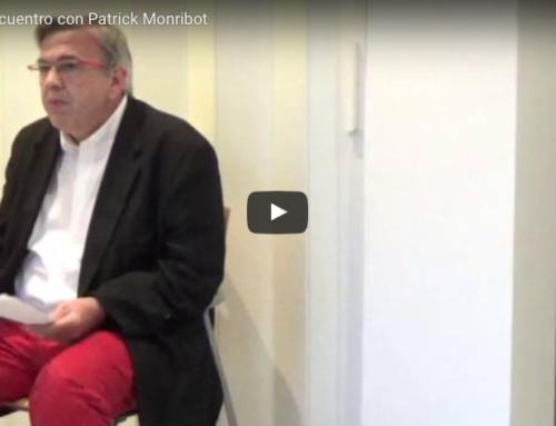 Un encuentro con Patrick Monribot