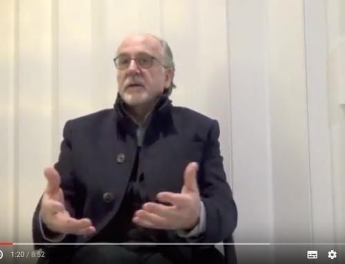 Las psicosis ordinarias: Entrevista a Vicente Palomera