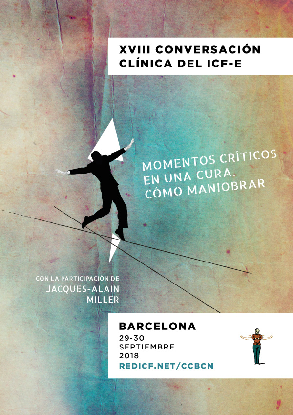 XVIII Conversación Clínica del ICF-E. Barcelona 2018