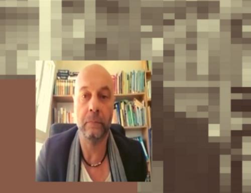 Vídeo entrevista realizada por Aldana Curi a Donato Bencivenga